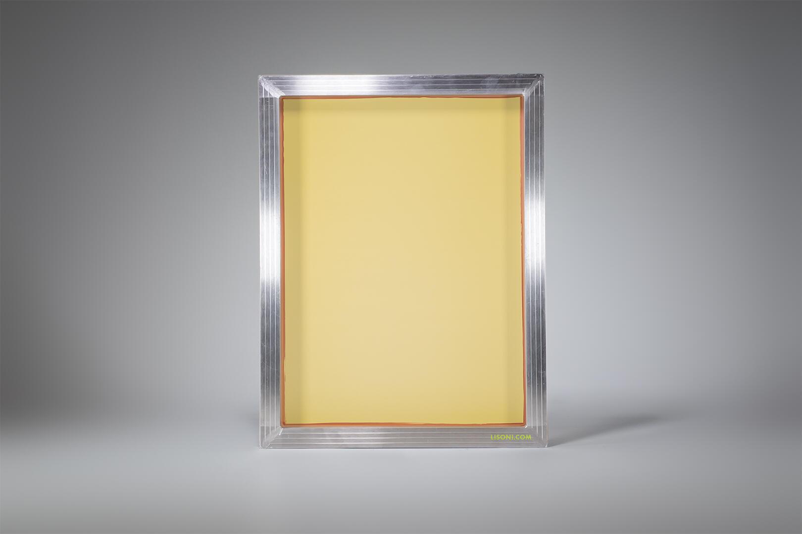 Siebdruckrahmen DIN A2Aluminium 100T 73x53cm