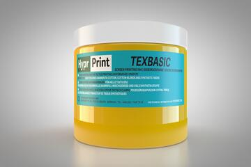 HyprPrint TEXBASIC Gelb