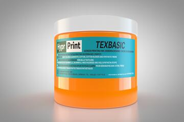 HyprPrint TEXBASIC Neon Orange