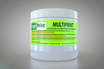 MultiPrint Weiß