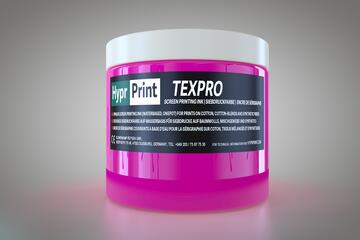 HyprPrint TEXPRO Neon-Pink