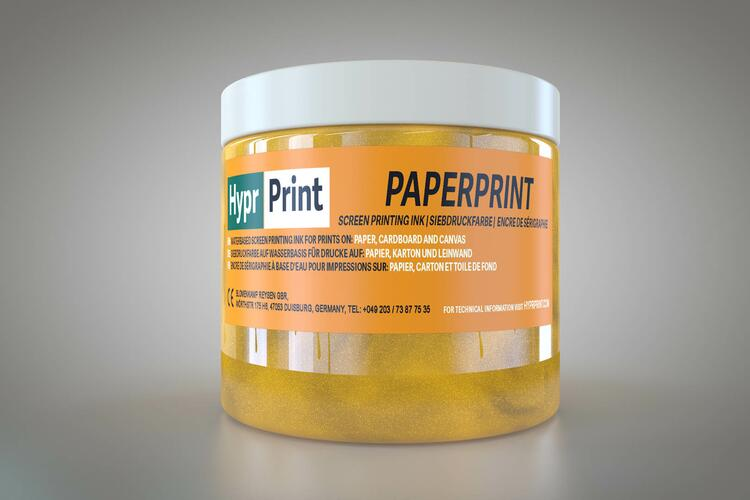 PaperPrint Gold 250ml