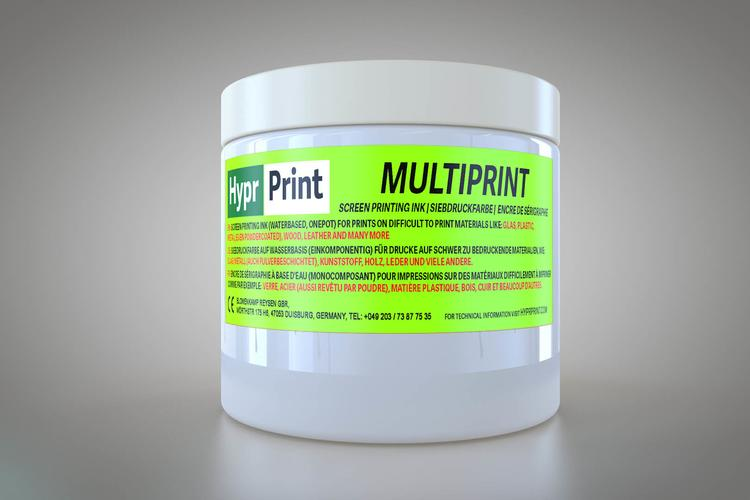 MultiPrint Weiß 250 ml
